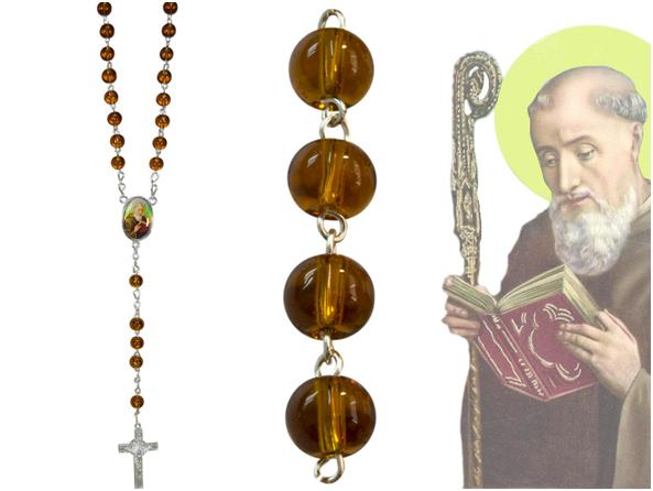 Oración a San Alejo y San Benito