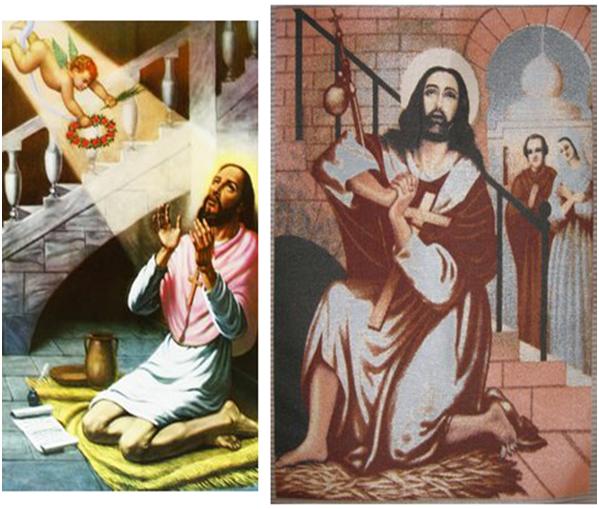 Oraciones a San Alejo para alejar